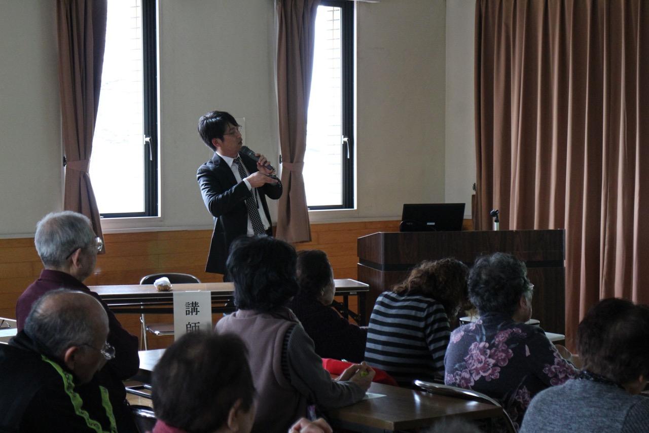 福島県須賀川市で健康長寿ワークショップを開催しました