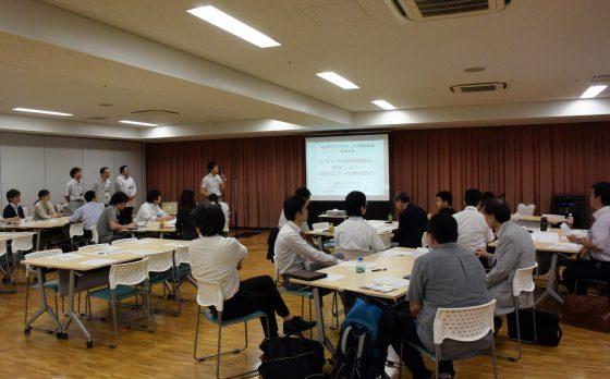 日本プライマリ・ケア連合学会学術大会でフェローがワークショップのファシリテーターをしました