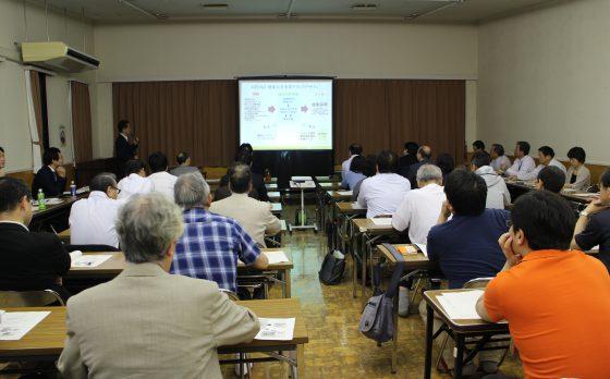須賀川市三師会で須賀川市健康長事業の健診結果報告会を行いました
