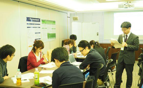 米国内科学会日本支部 Resident Fellow Committee主催のセミナーでスタッフが講師を務めました